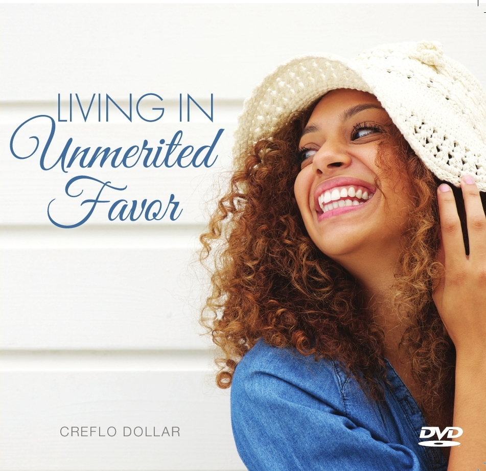 Living in Unmerited Favour
