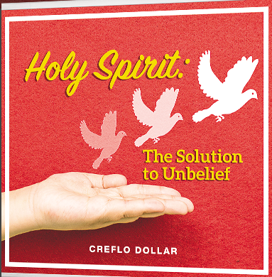 HolySpirit the Solution to Unbelief